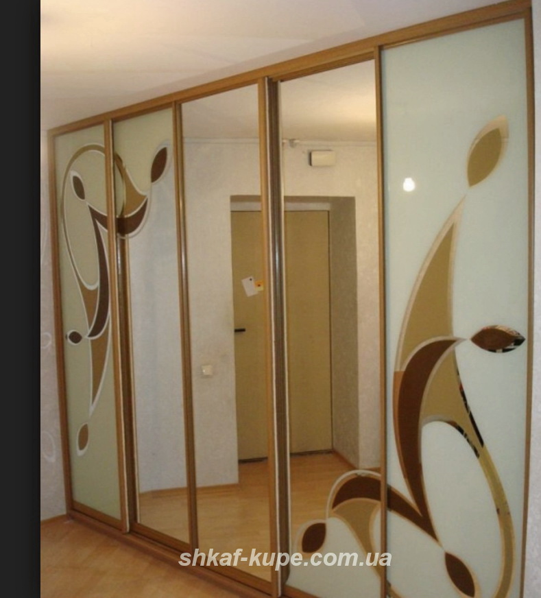 Мебель от стенки до стенки (Святошино)