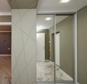шкаф для одежды в коридор