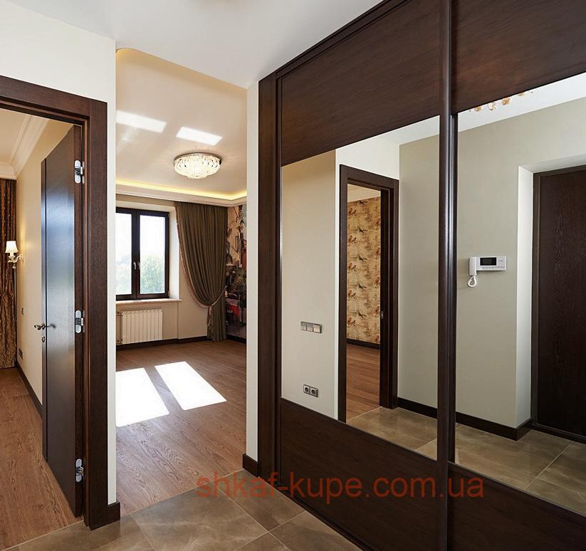 Шкафы-купе в коридор на заказ Шевченковский район