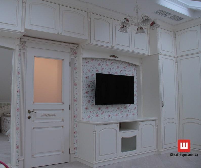 элитная деревянная мебель под заказ в Киеве