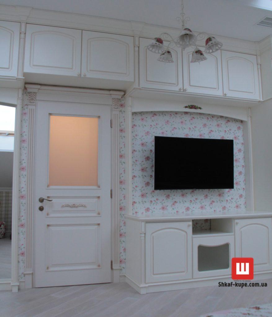 деревянная спальня под заказ