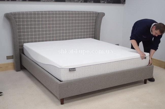 большая кровать под заказ