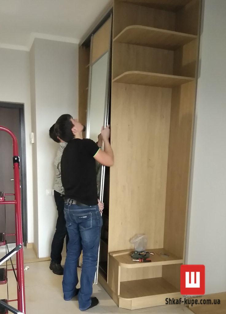Производитель шкафов в Киеве
