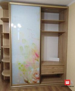 заказать изготовление шкафа-купе с фотопечатью Украина