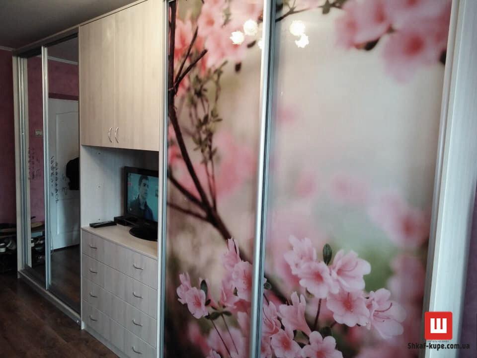 фотопечать на мебельных фасадах под заказ Киев