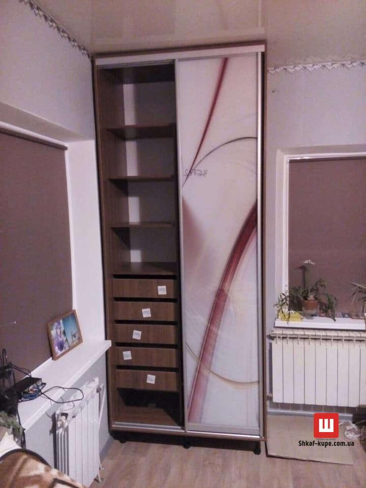 Фотопечать интерьерная на мебели