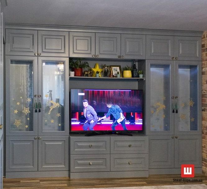шкаф под телевизор на заказ