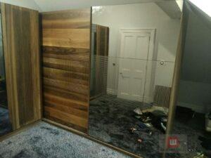 двух дверный шкаф купе на заказ