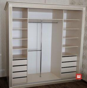 шкаф купе без дверей Новые Петровцы