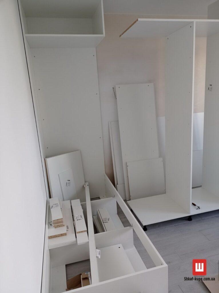 шкаф в детскую спальню на заказ