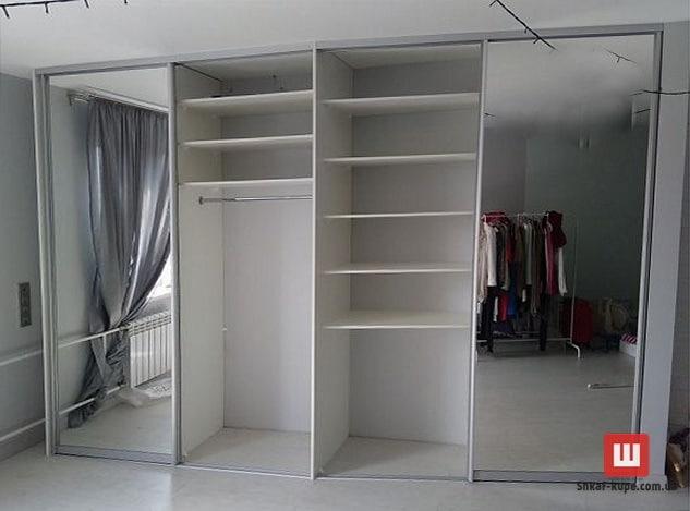 корпусные шкафы на заказ в Борисполе