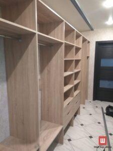 шкаф в коридор на заказ Бровары