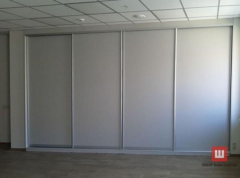 большой четырех дверный шкаф купе вБорисполь