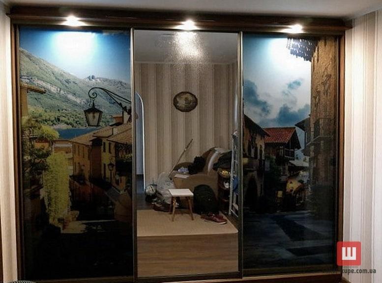 шкаф-купе на заказ в Борисполе