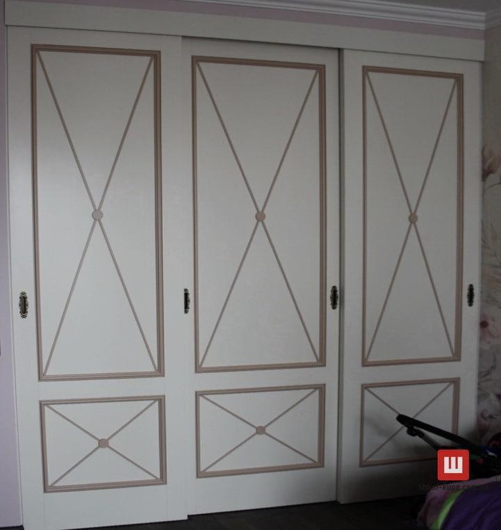 деревянный шкаф-купе на заказ Житомир